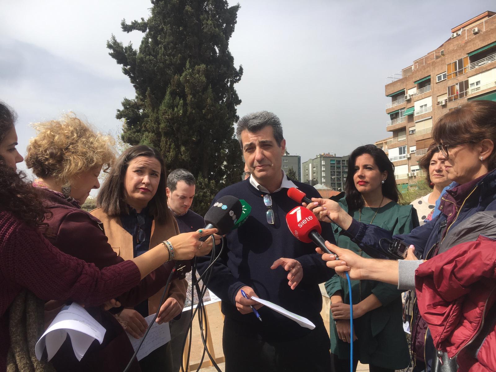 Unidas Podemos – Adelante Granada propone el cierre del «Anillo Verde»