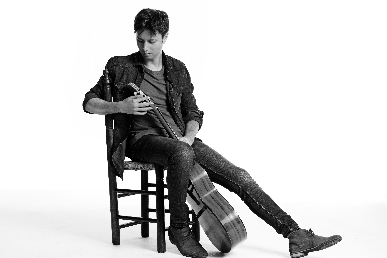 El guitarrista David Carmona presenta su primer disco dentro del ciclo Flamenco Viene del Sur