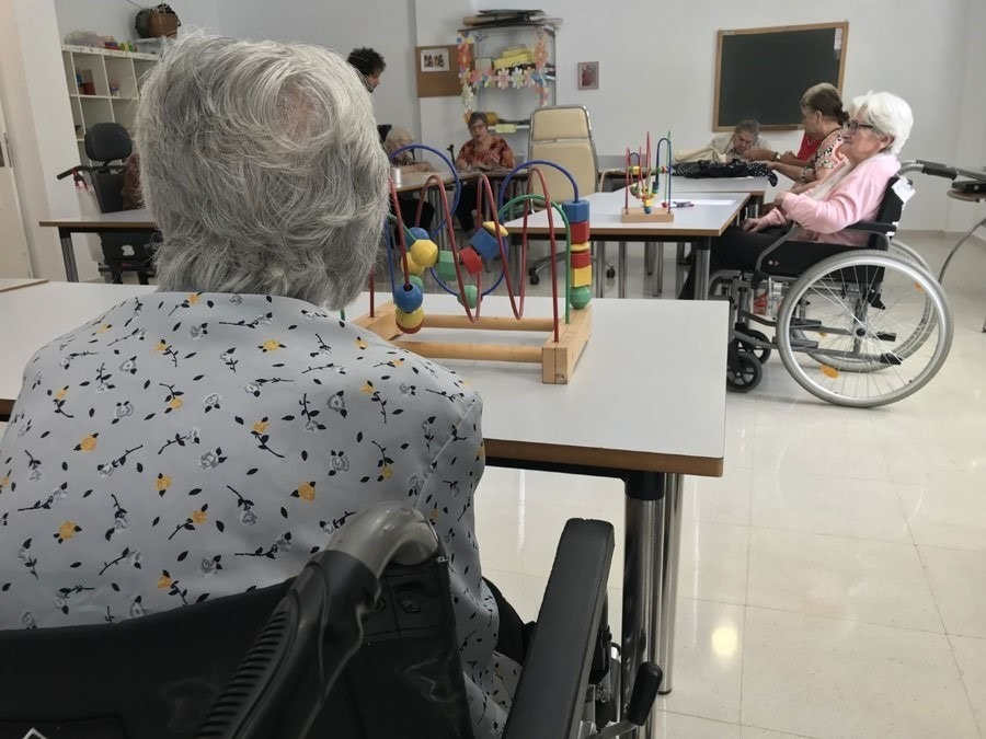 Granada alcanza un récord en 2020 con 29.349 personas atendidas en situación de dependencia