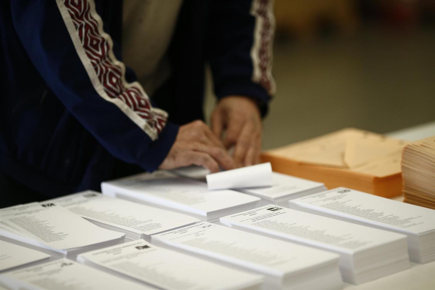 La desilusión del 10N se traduce en menos votantes