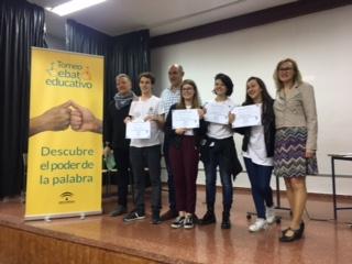 El IES Ángel Ganivet gana la fase provincial del Torneo de Debate y representará a Granada en la fase autonómica