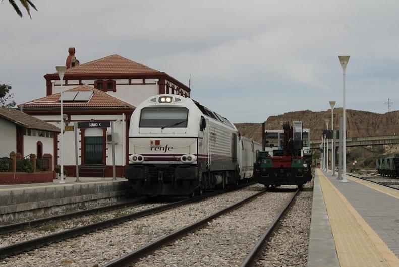 'Ciudadanos por el Tren' señala al PSOE por «olvidarse» de la línea Guadix-Baza-Almanzora-Lorca