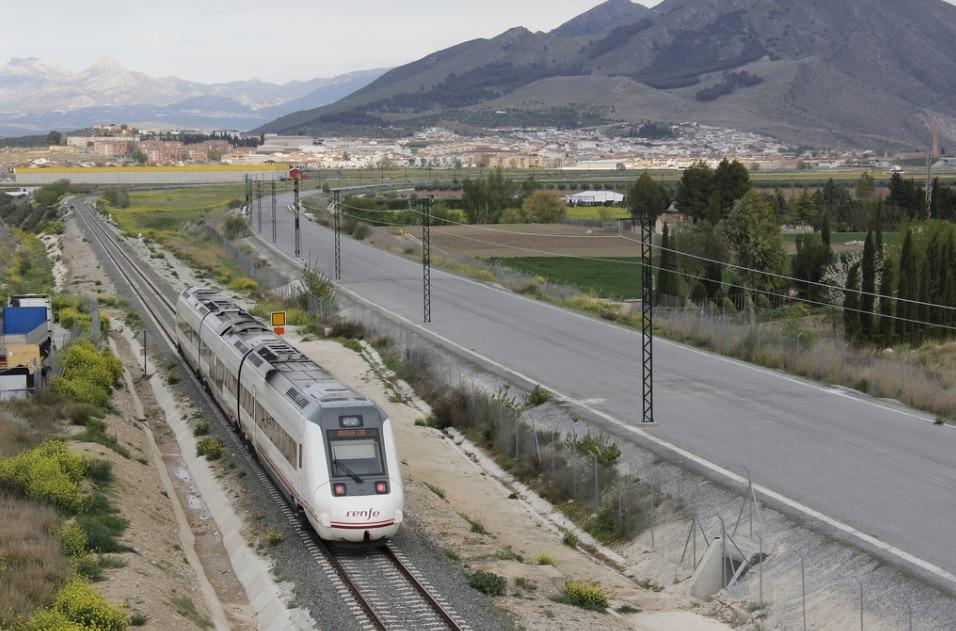 Granada solicitará en Bruselas compensaciones económicas por el aislamiento ferroviario
