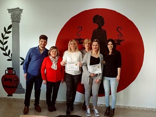 """Tres alumnas granadinas consiguen el """"premio al esfuerzo y a la superación personal"""" para adultos"""