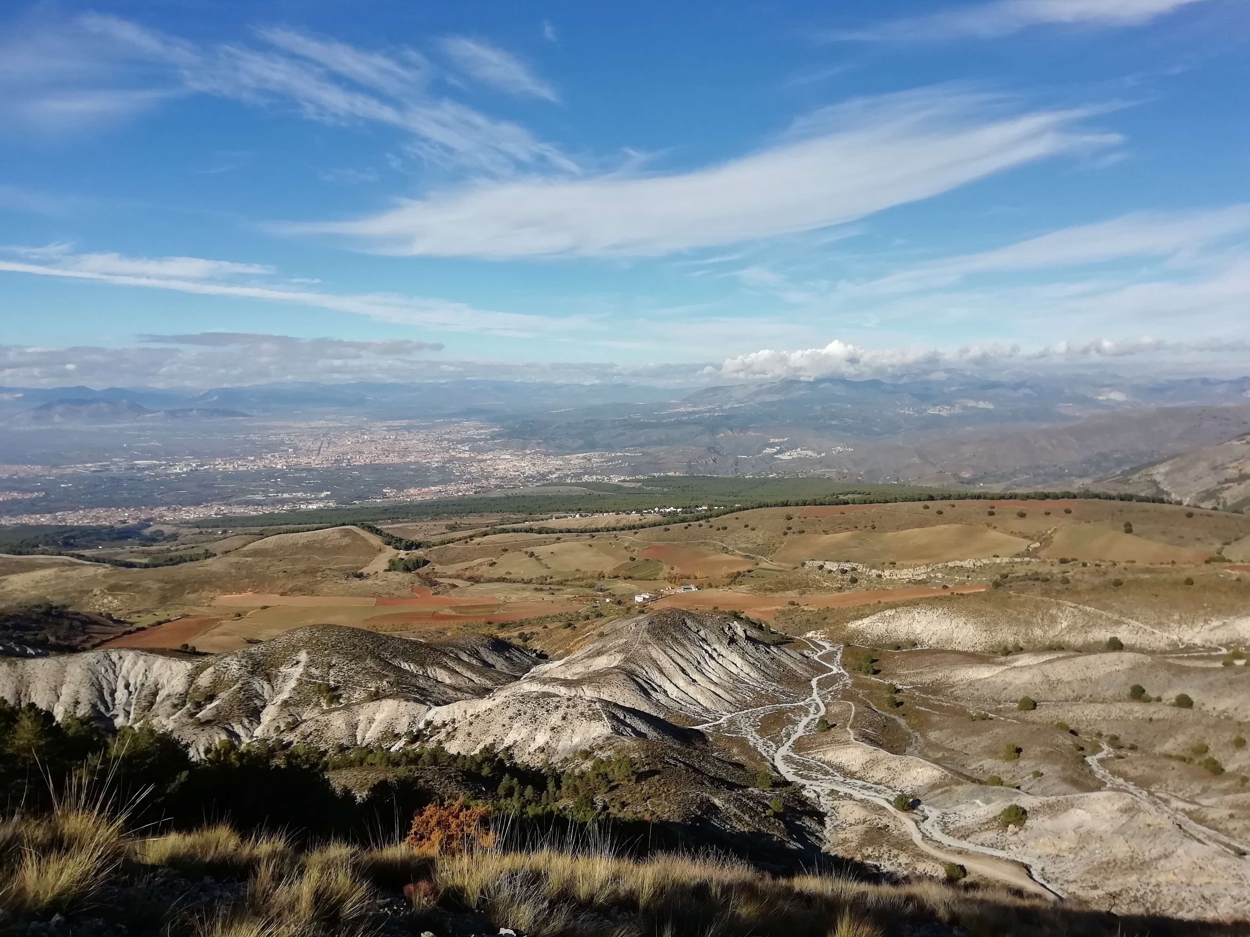 #LaVozdelaCalle: Granada sigue en alerta por los altos niveles de contaminación