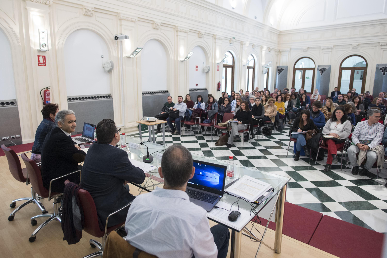 Igualdad presenta su estrategia de intervención en zonas desfavorecidas de Granada