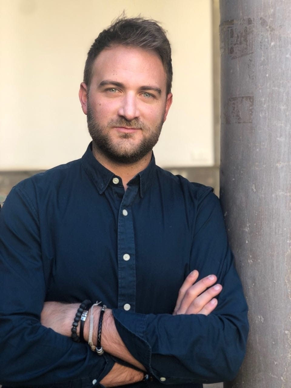 Juan Miguel Perea, de Cs, asume la dirección provincial del Instituto Andaluz de la Juventud