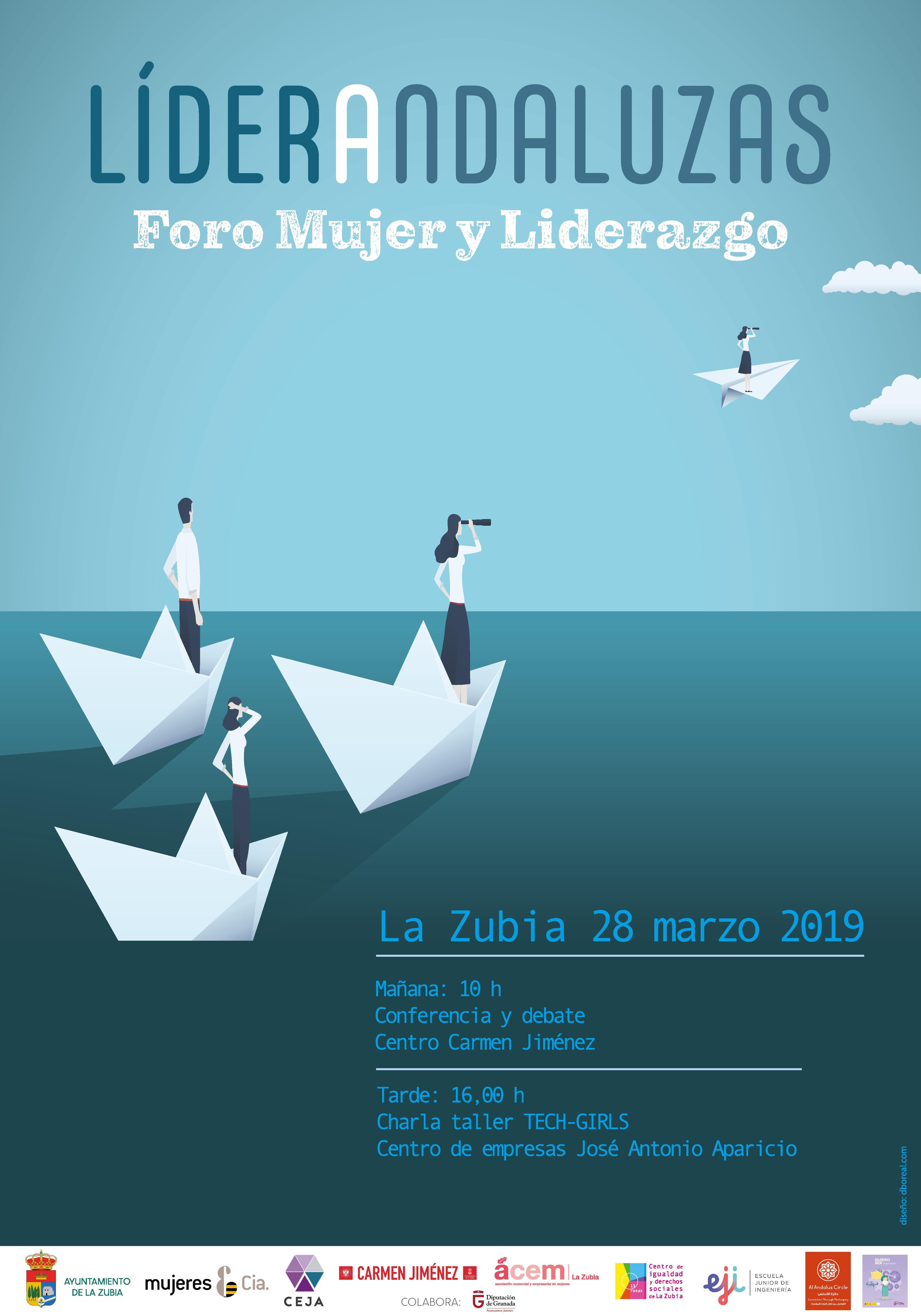 La Zubia acoge el foro LíderAndaluzas, sobre mujer y liderazgo