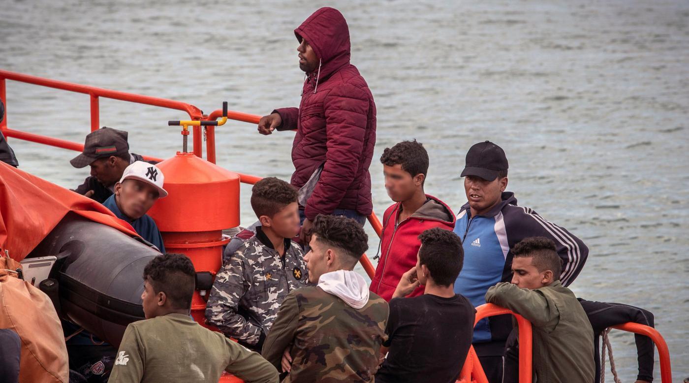 Renovadas de emergencia 500 plazas de atención inmediata para menores extranjeros no acompañados
