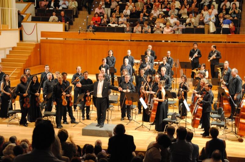 La OCG aplaza sus conciertos de este fin de semana por los límites de aforo