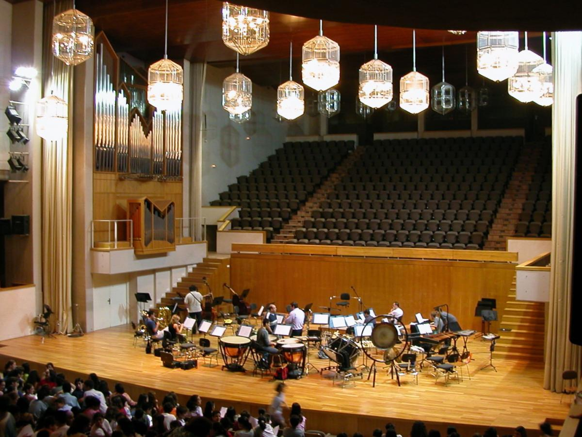 La Orquesta Ciudad de Granada alerta sobre su «pésima situación económica»