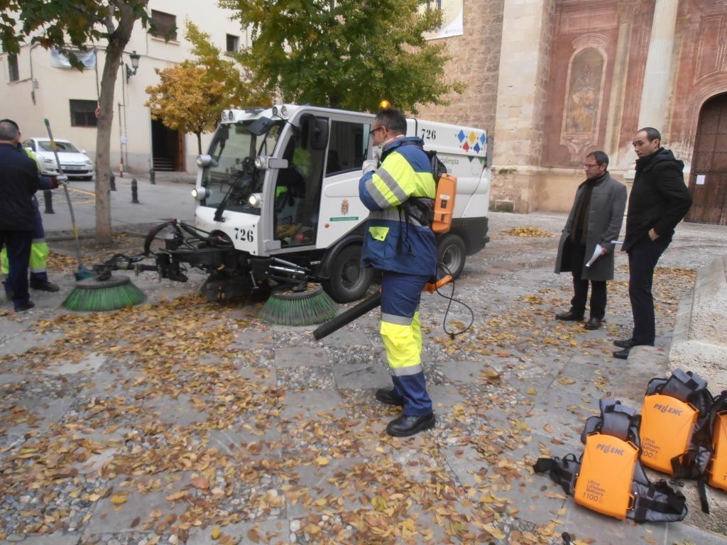 El Ayuntamiento de Granada inicia una campaña para concienciar en civismo en la limpieza