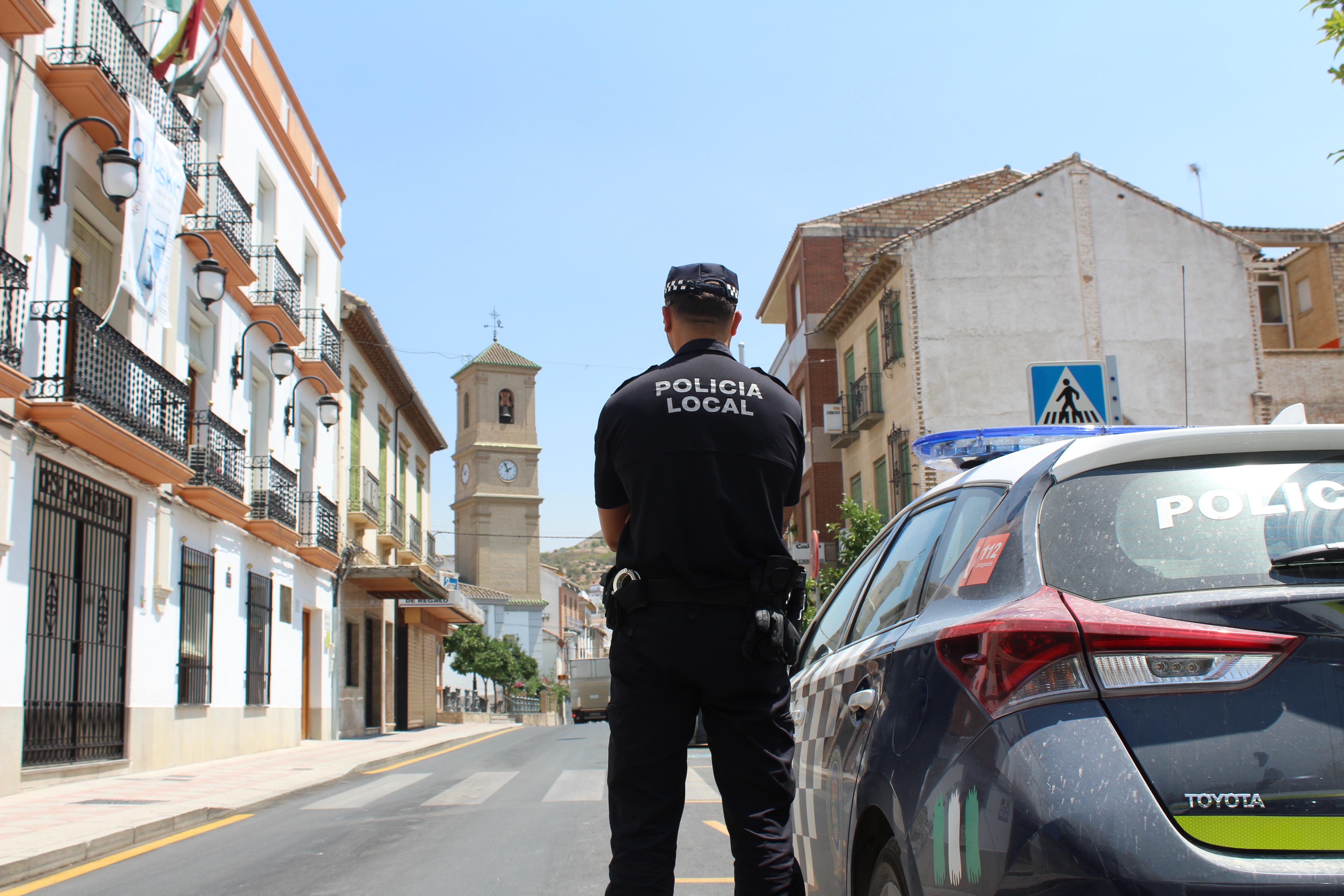 Más de 2.300 agentes velarán por la seguridad en las elecciones en Granada