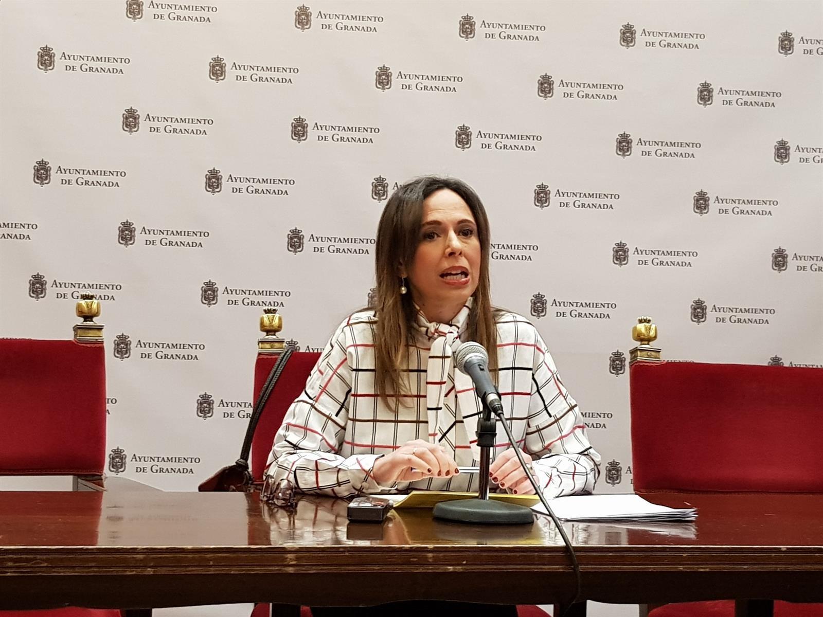 El Patronato de la Alhambra aborda este viernes el nombramiento de Rocío Díaz como nueva directora