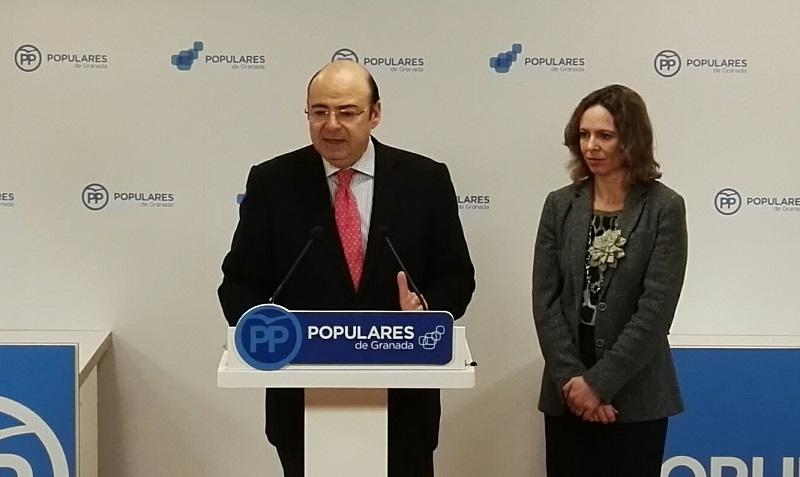 El PSOE lamenta el nombramiento «a dedo» de la nueva directora de la Alhambra