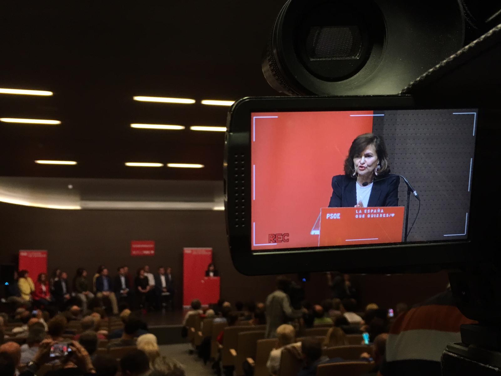 El PSOE sube los decibelios de la precampaña en Granada