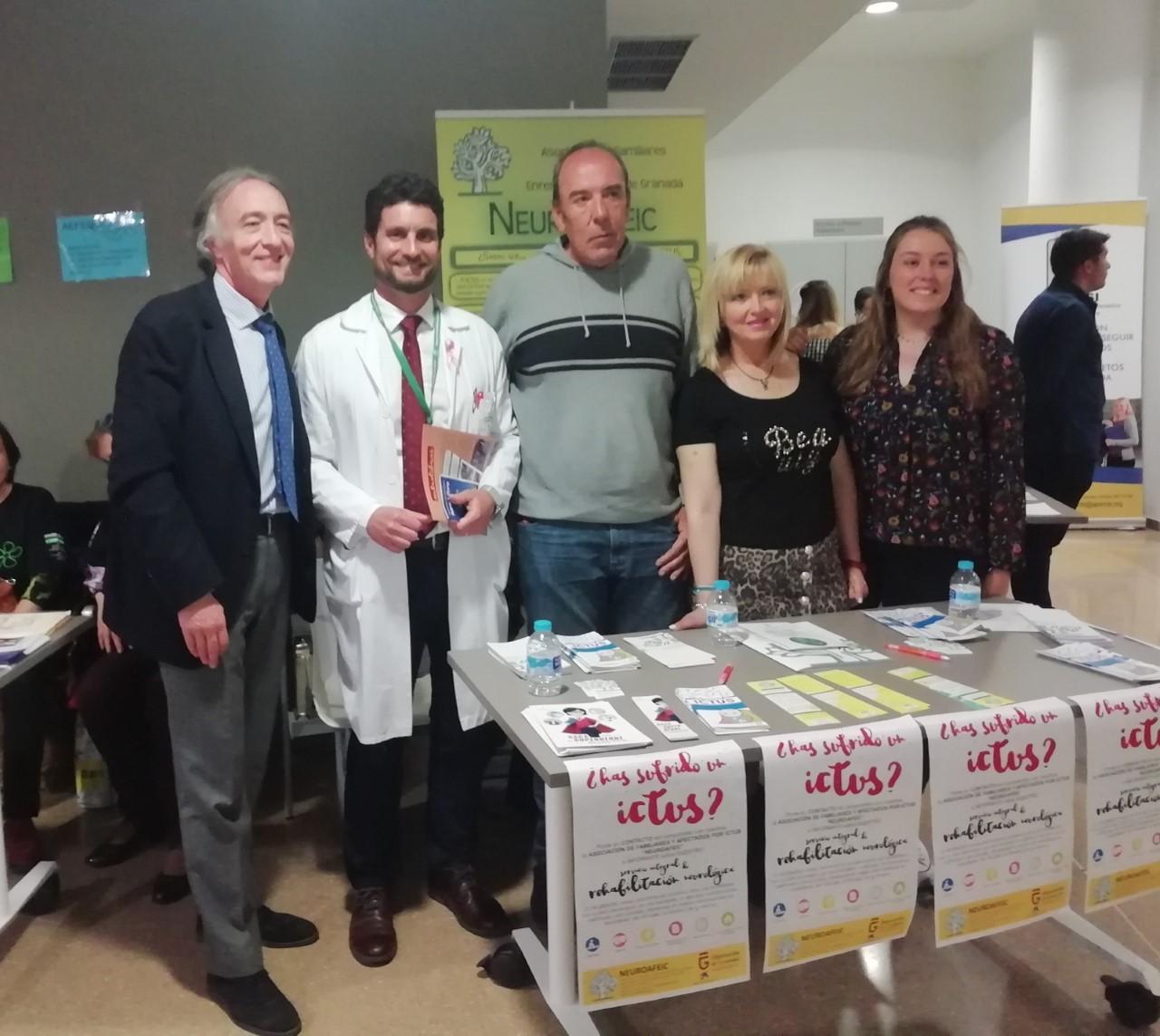 40 entidades vinculadas a la salud participan en el I Encuentro de Asociaciones del Hospital San Cecilio