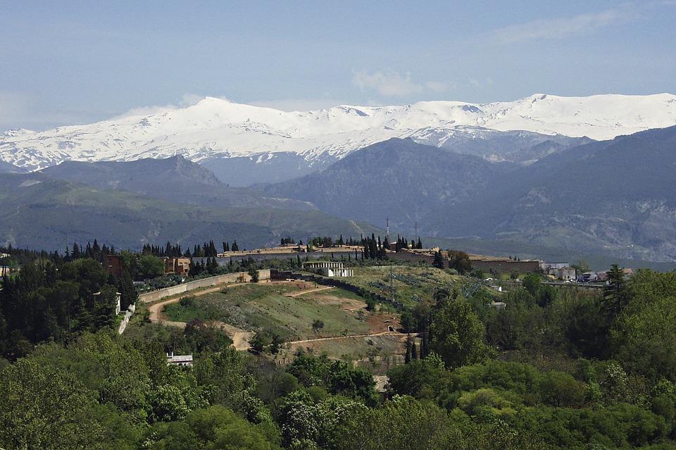 Aviso amarillo por tormentas en la Alpujarra y Sierra Nevada