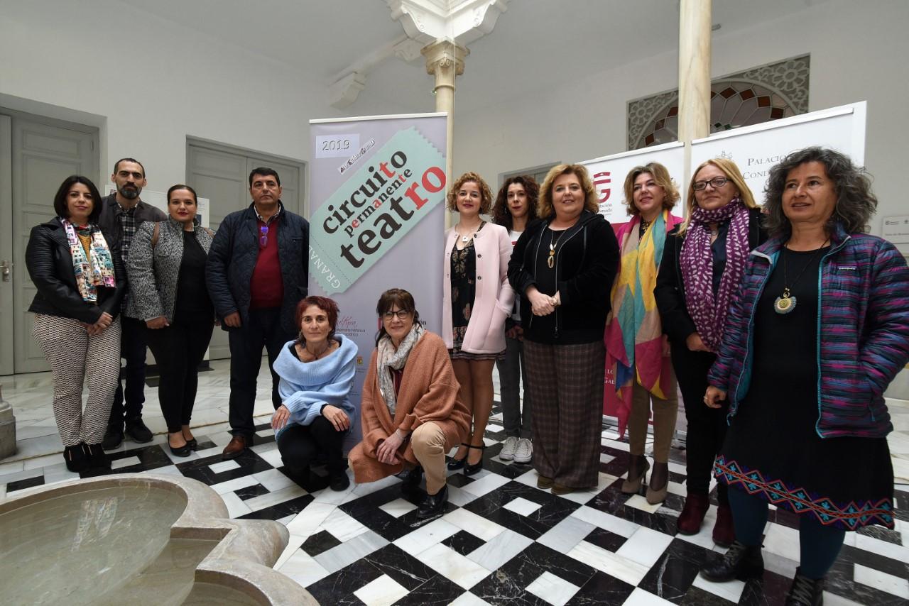 Diputación lleva el teatro y la danza a 18 municipios de la provincia