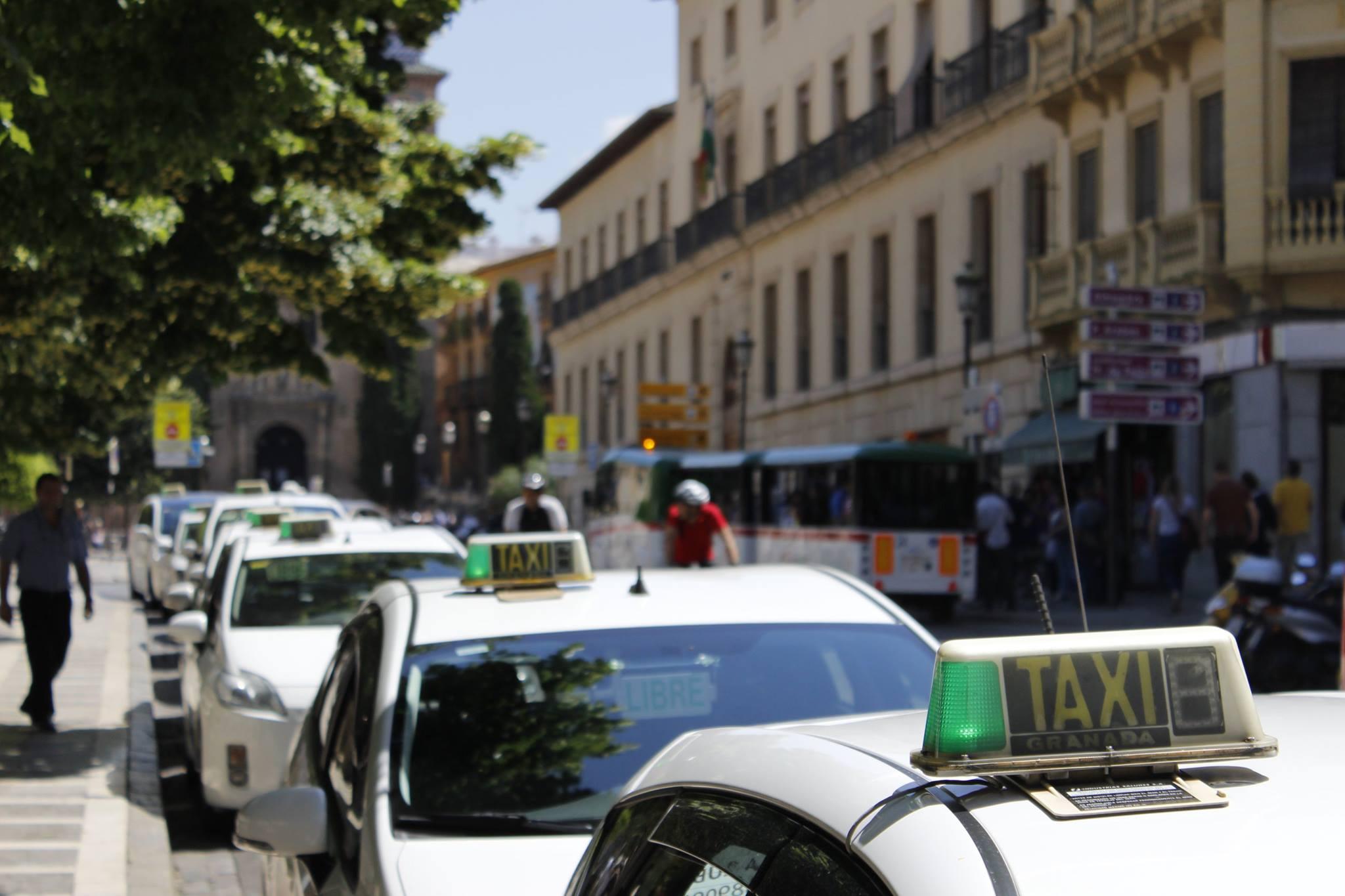 Una aplicación permitirá compartir taxi con precio final cerrado