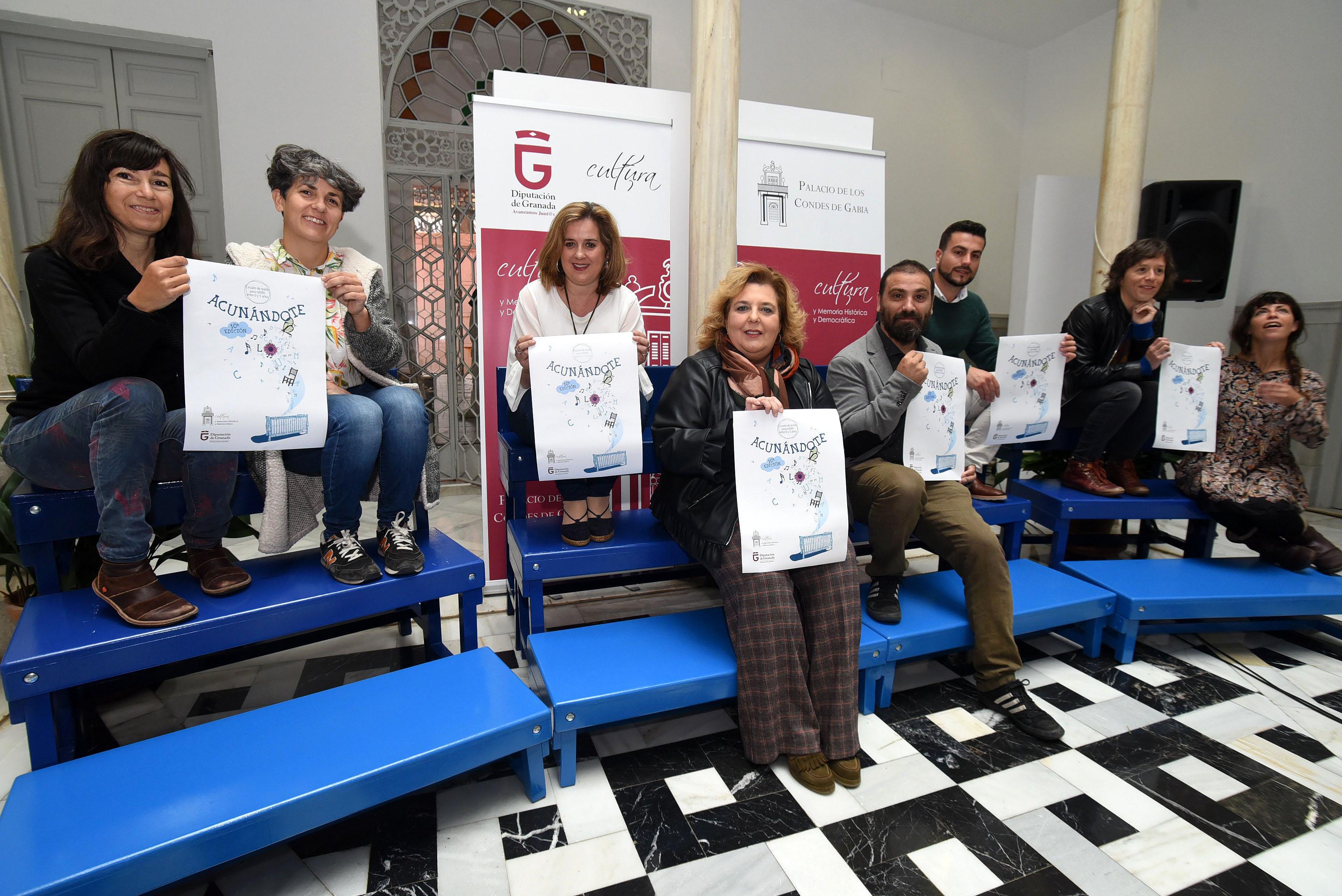 19 municipios participan en el circuito provincial de teatro
