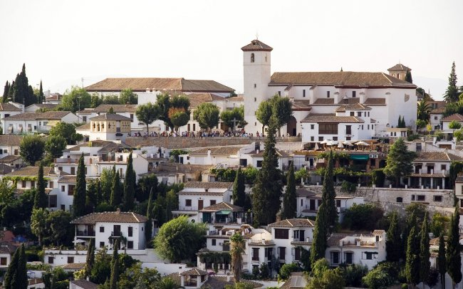 El Albaicín conmemora el 25 aniversario de su declaración como Patrimonio de la Humanidad