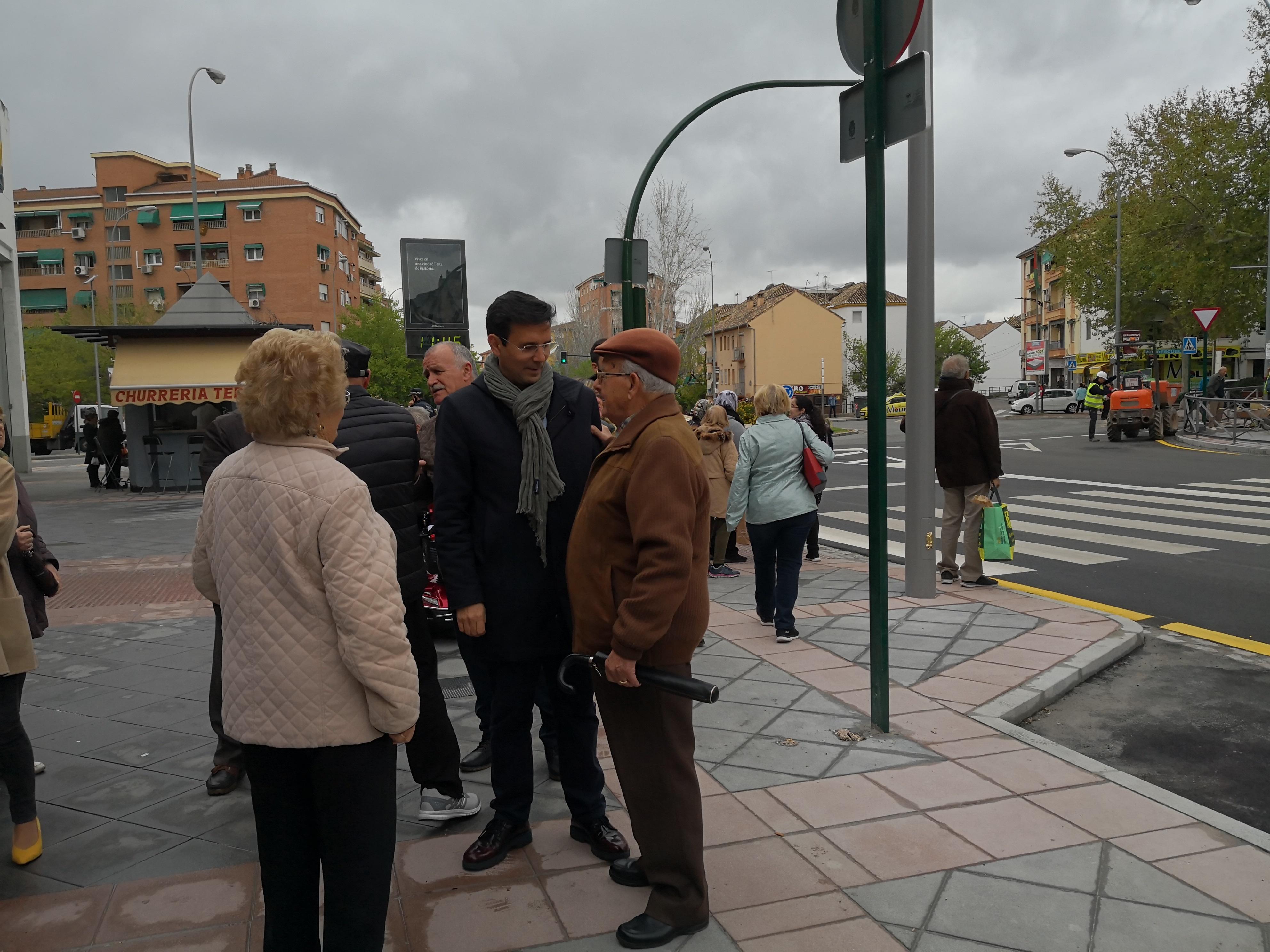 Cuenca anuncia que la segunda fase de las obras de la Carretera de Málaga comenzarán «a lo largo del año»