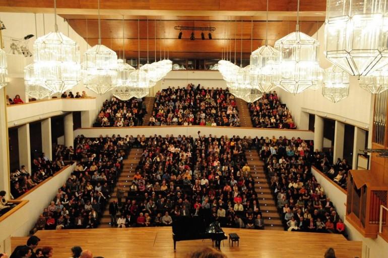 El Auditorio Manuel de Falla se abre a los músicos granadinos en el programa Granada Emerge