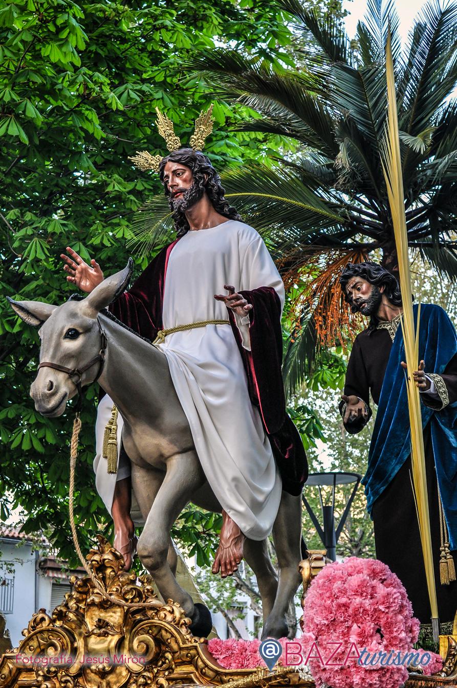 El PP trabajará para que la Semana Santa de Baza sea declarada Fiesta de Interés Turístico Nacional