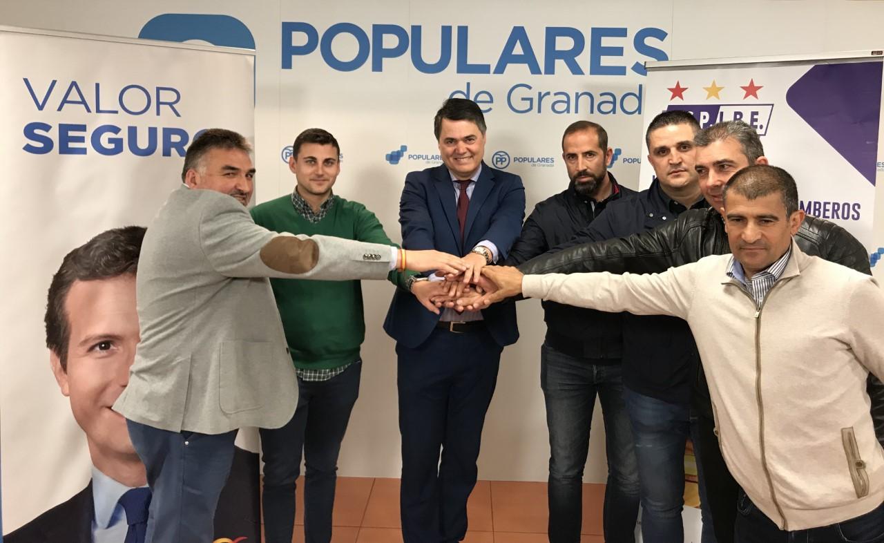 Carlos Rojas muestra su repulsa por los continuos ataques del Gobierno a la provincia de Granada