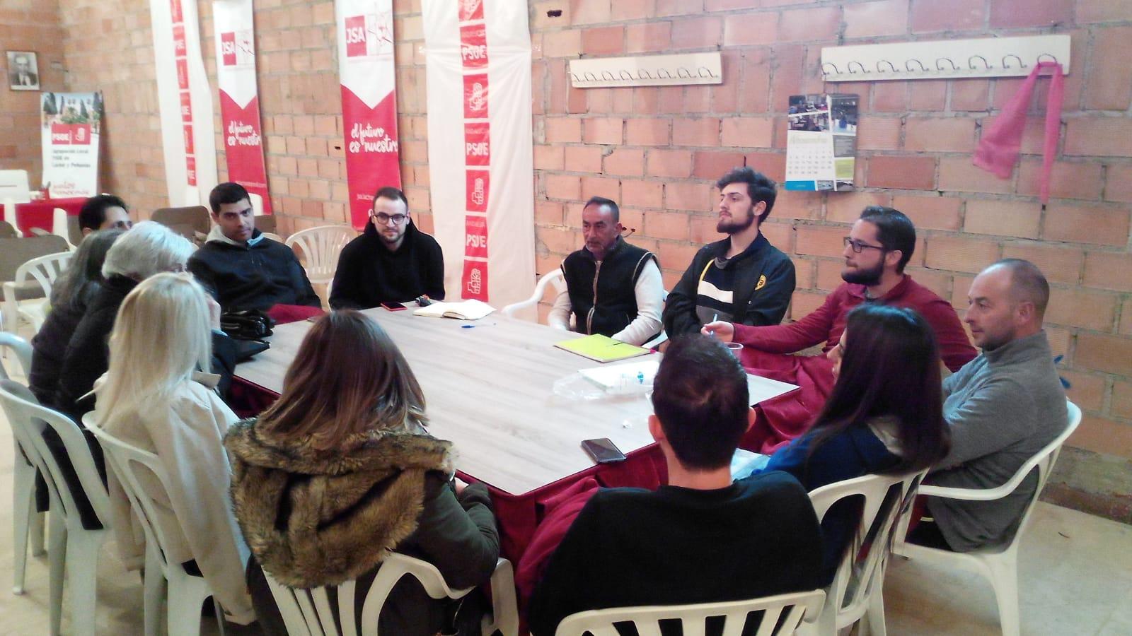 """El PSOE de Láchar denuncia la actitud """"antidemocrática"""" de la alcaldesa (IU) por impedir preguntas de la oposición en pleno"""