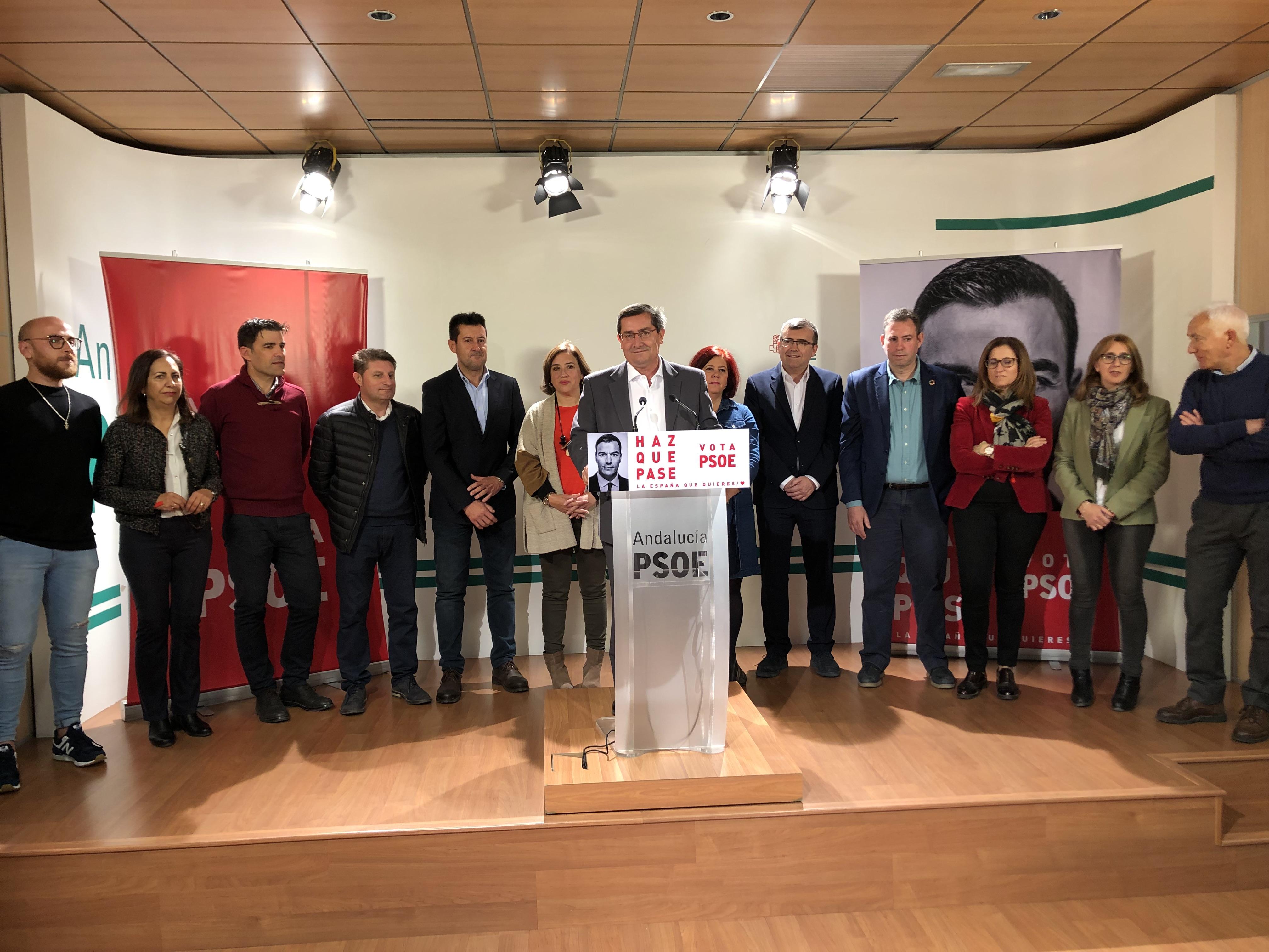 #28A: El AVE, Rules o la Segunda Circunvalación encabezan el eje de promesas electorales del PSOE para Granada