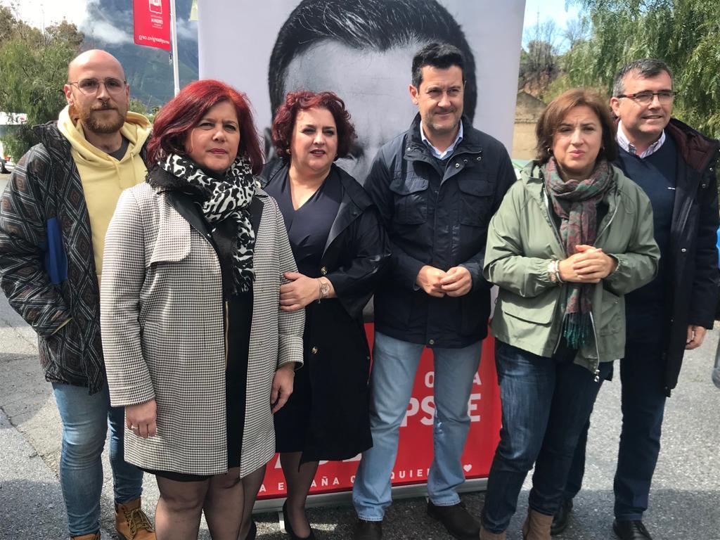 """#28A: El PSOE plantea un plan """"transversal"""" para fijar la población al medio rural a través de la creación de empleo y la mejora de servicios públicos"""