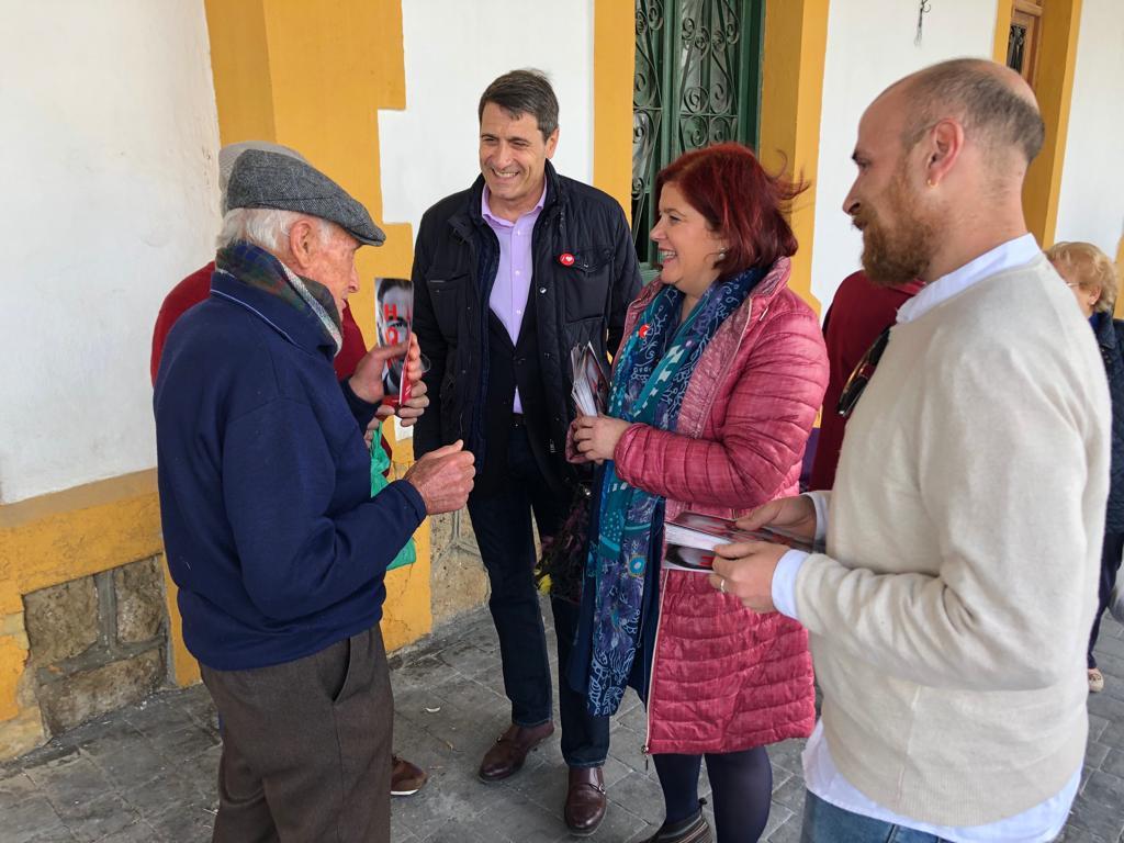 #28A: El PSOE promete blindar el acceso «universal y gratuito» a los servicios sociales y consolidar la Dependencia