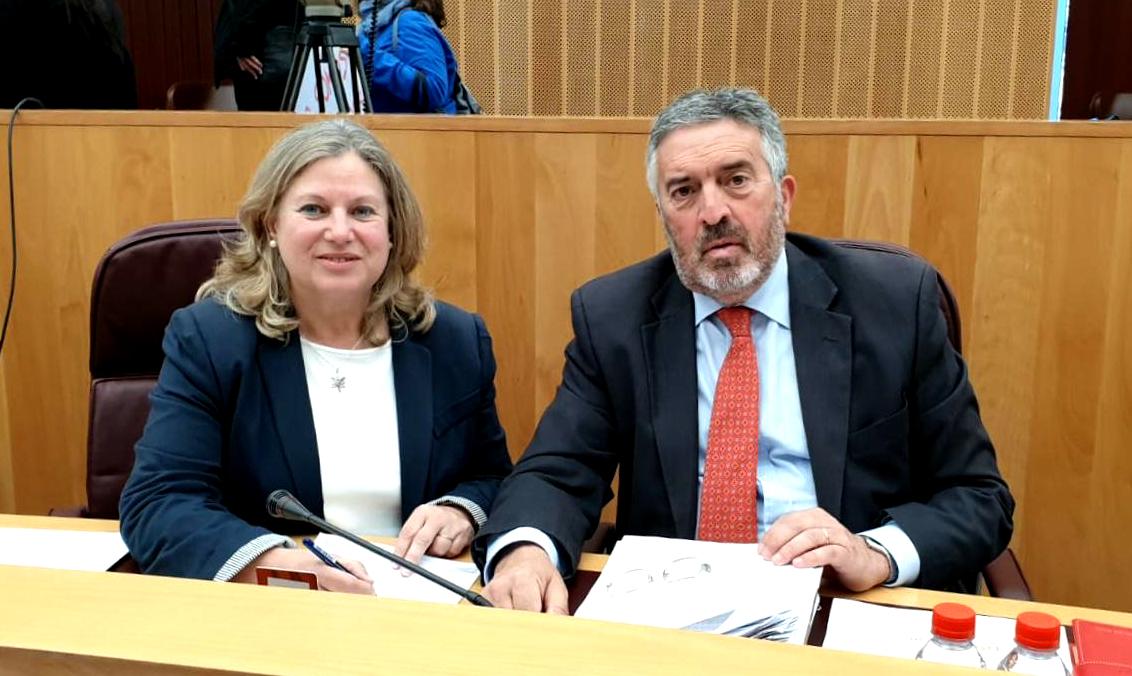 Los diputados provinciales Francisco Rodríguez Ríos y Gema González Urcelay serán los candidatos de Ciudadanos a las alcaldías de Armilla y La Zubia