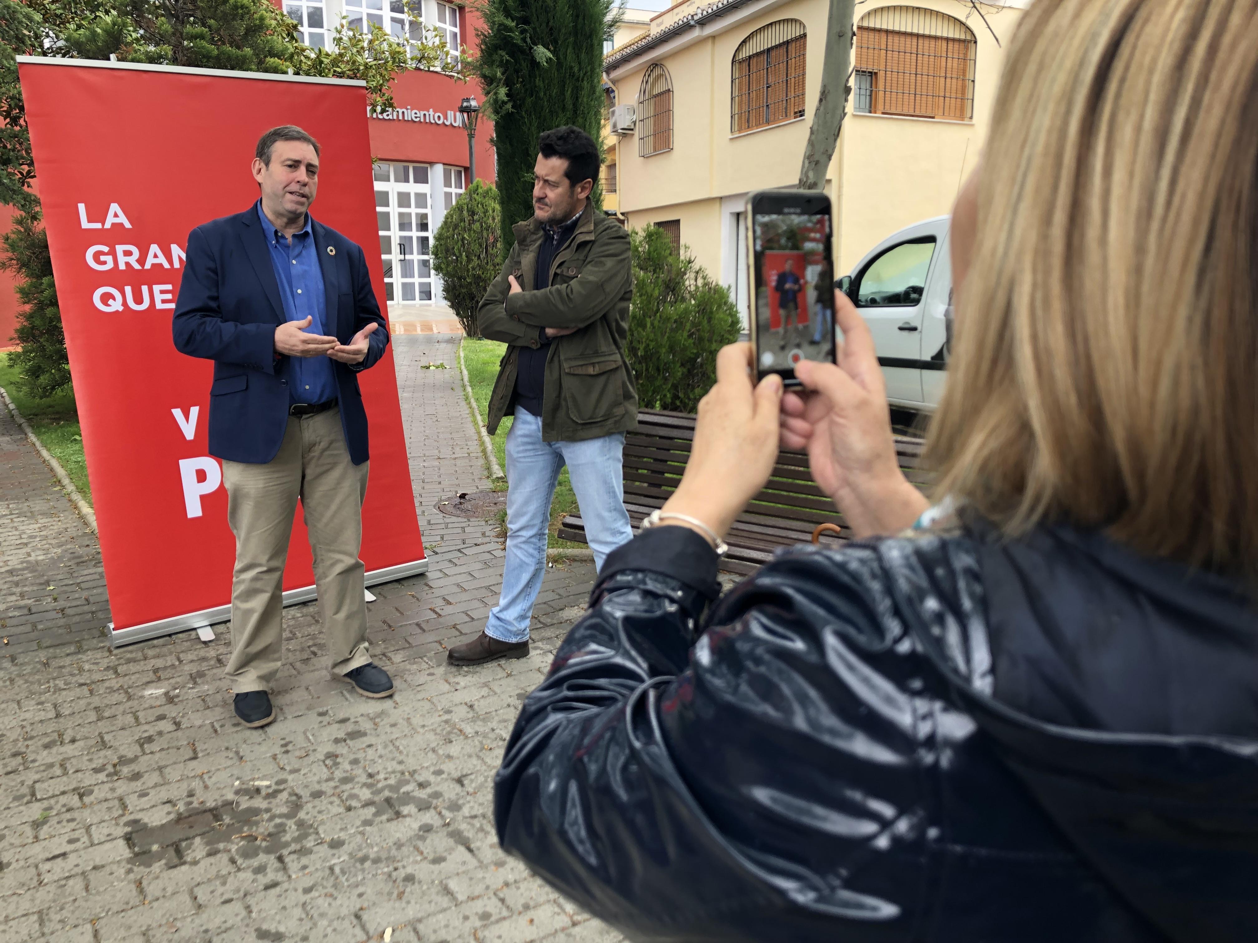 El PSOE destaca que el 96,7% de los autónomos de la provincia han recibido ya la prestación por cese de actividad