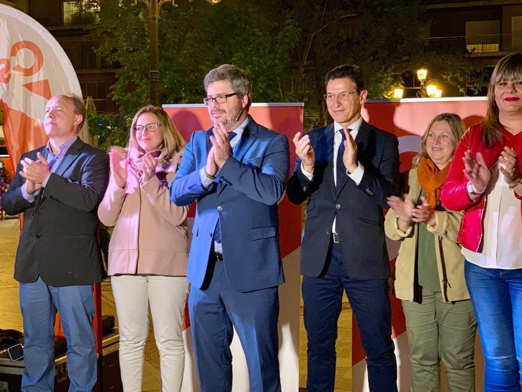 #28A: Cs inicia la campaña con el objetivo de liderar el futuro gobierno de España
