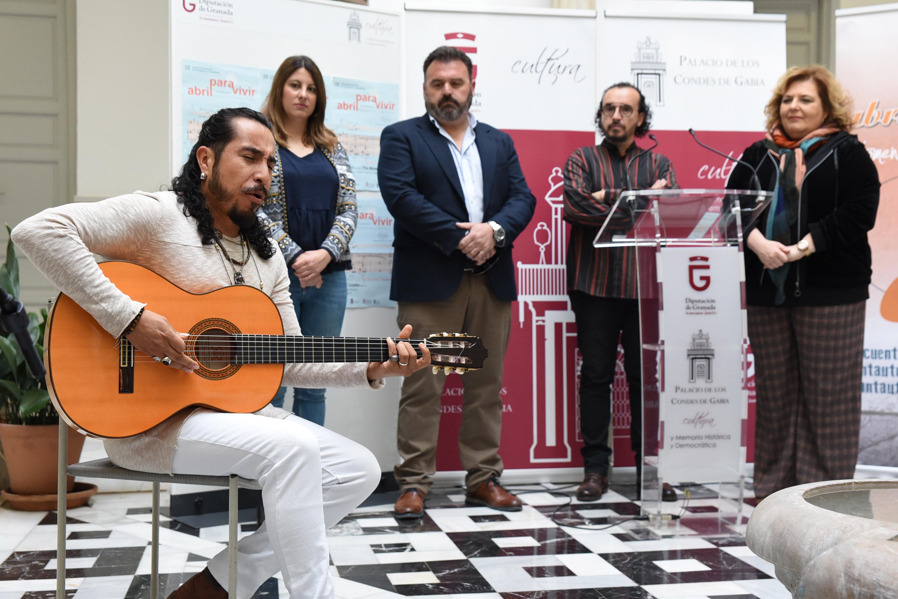 """""""Abril para vivir"""" sonará el domingo en cinco municipios de la provincia"""