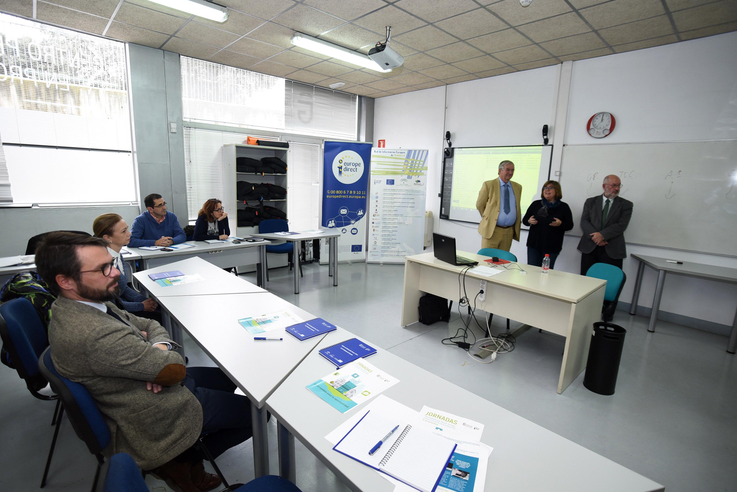 El Centro de Información Europe Direct de Diputación se une a la campaña de  debates ciudadanos por Europa