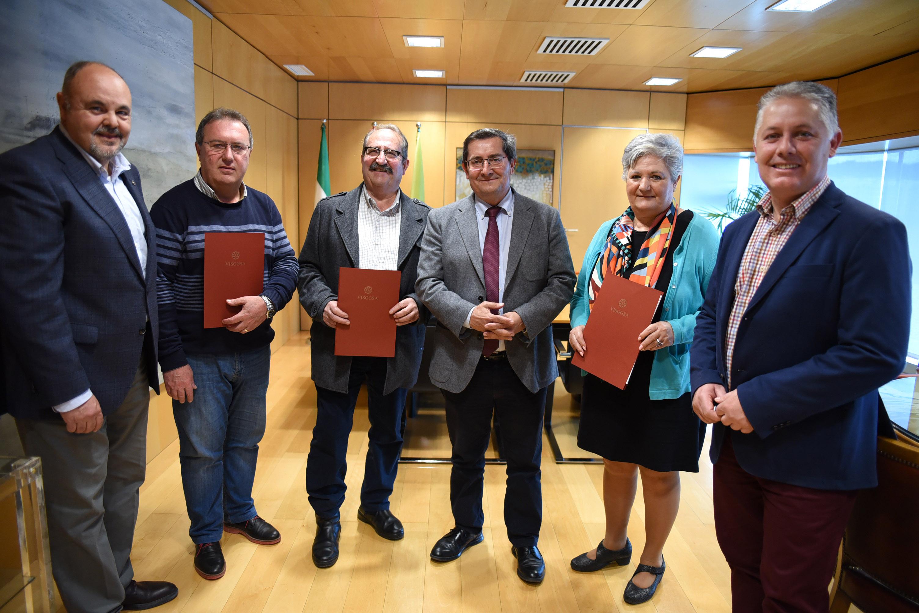 Visogsa promueve 23 viviendas protegidas en Órgiva, Zújar y Ferreira
