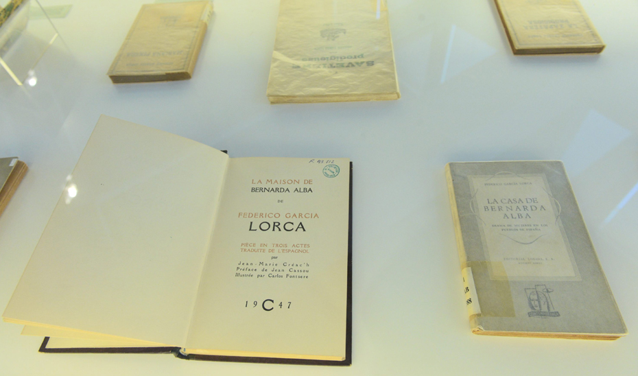 Se cumple el primer aniversario de la llegada del «legado de Lorca» a Granada
