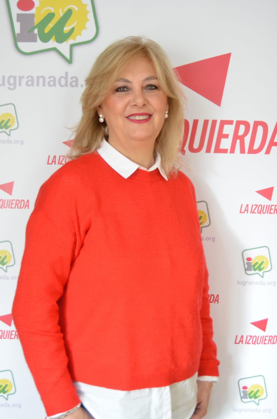 Mª Ángeles Bernabé será la candidata a la Alcaldía de Armilla por Izquierda Unida