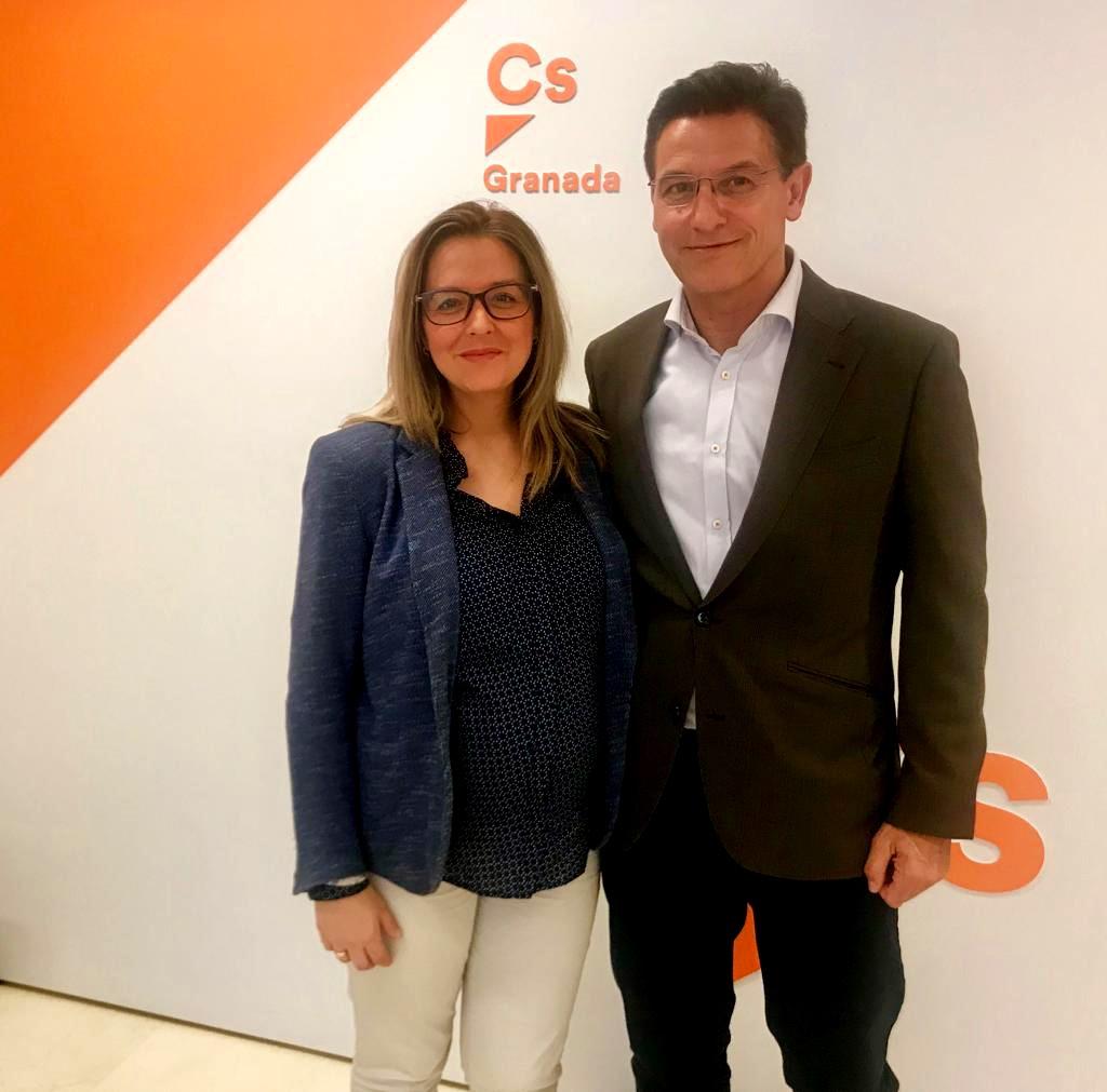 Luis Salvador acompañará a Maribel Leyva, candidata a la alcaldía de Santa Fe, en los actos de las Capitulaciones