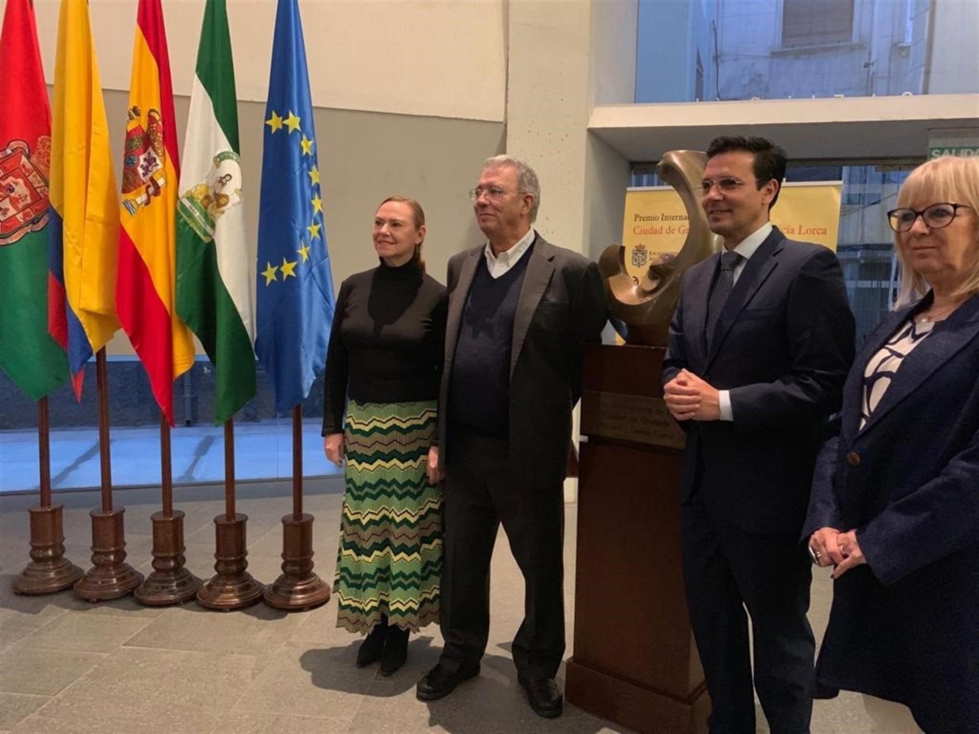 El Centro Lorca acogerá el fallo de la 17ª edición del Premio Internacional de Poesía