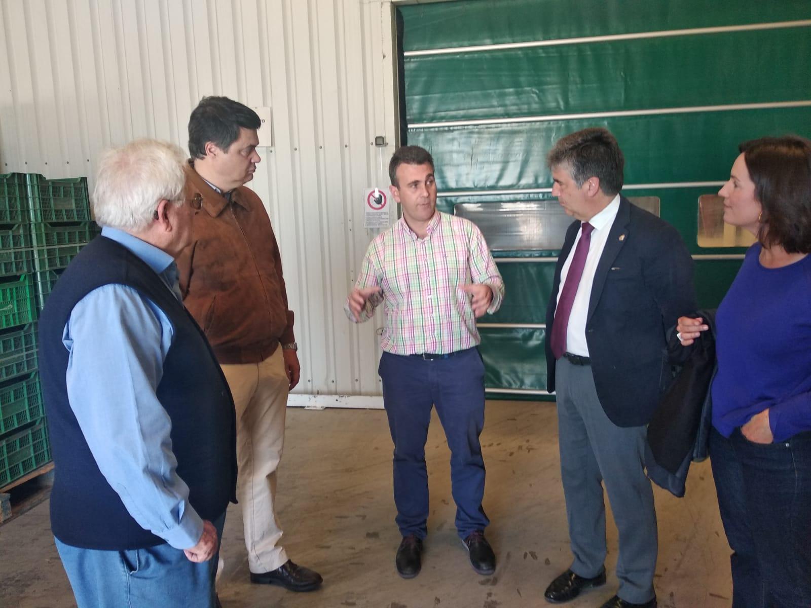"""#28A: El PP se postula como """"valor seguro"""" de la provincia de Granada en materia de turismo y agricultura"""