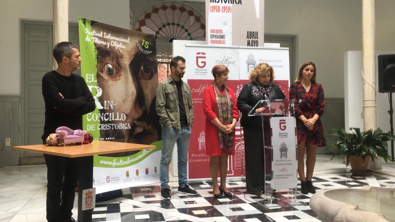 XV Edición del Festival Internacional 'El Rinconcillo de Cristobica'