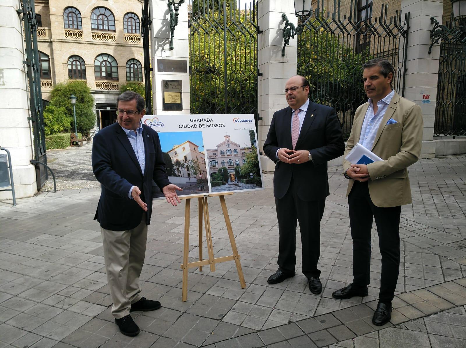 #26M: Sebastián Pérez  apuesta por una política nueva de reconversión del Albaicín, que combine las necesidades de sus residentes, con las crecientes actividades de índole turística