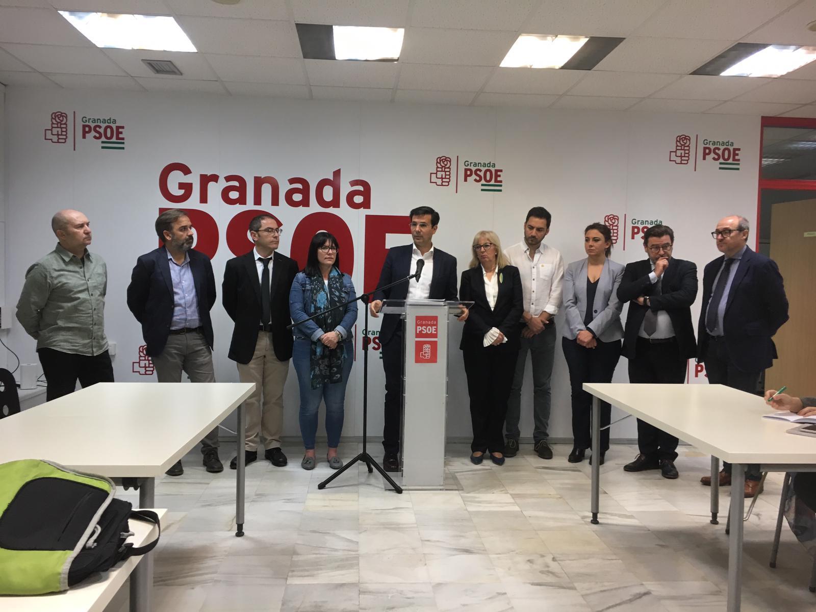Cuenca llama a no confiarse de cara al '26M': «Si las tres derechas pueden pactar, lo harán»