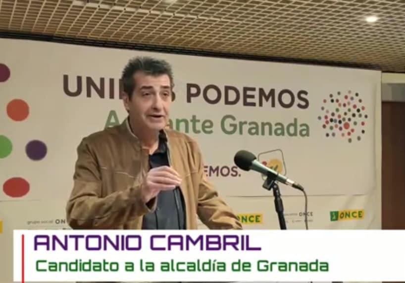 Cambril acusa a Paco Cuenca de practicar «juego sucio» y de incumplir su palabra