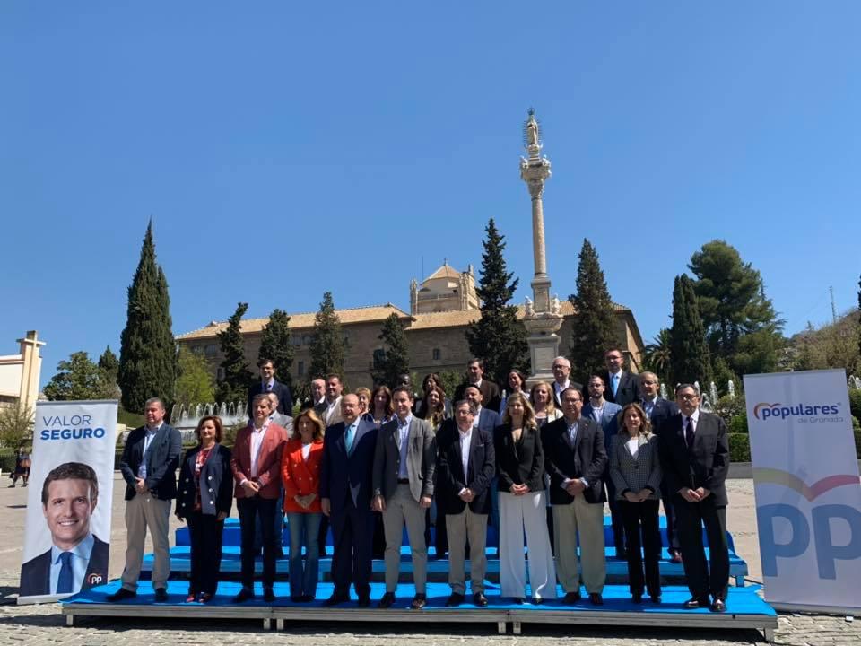 #28A: García Egea (PP) asegura que el PSOE aglutina todo el voto de la izquierda radical